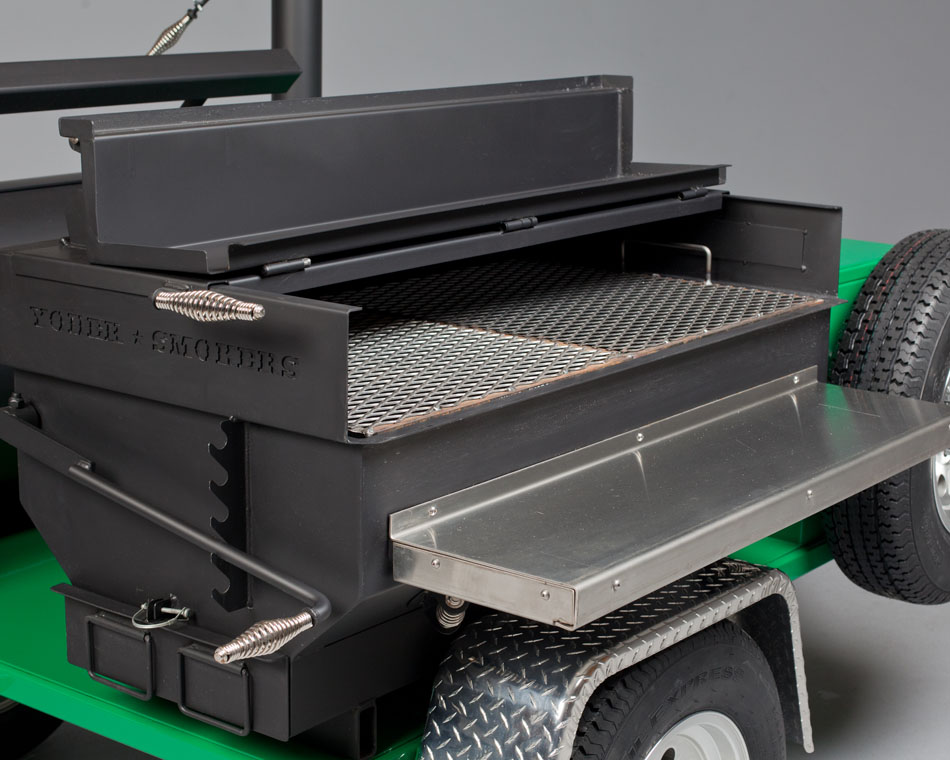 Yoder Commercial Smokers Grillpro Australia