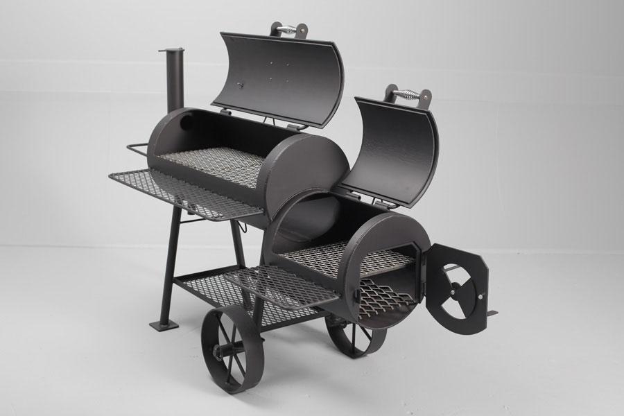 Yoder Cheyenne 16″ Offset Grill & Smoker | GrillPro Australia