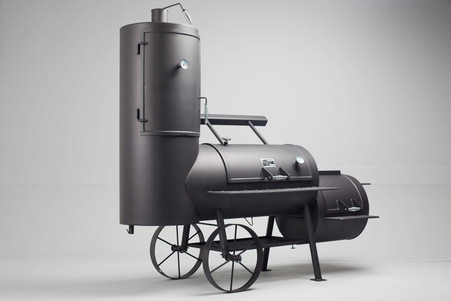 yoder durango 24 vertical offset smoker grillpro australia. Black Bedroom Furniture Sets. Home Design Ideas