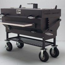 Yoder Adjustable Charcoal Grills