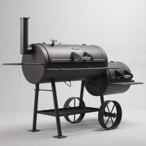 Yoder Cheyenne 16″ Offset Grill & Smoker