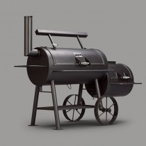 Yoder Wichita 20″ Offset Smoker – Loaded